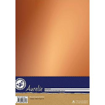 Aurelie Mirror, Mirror On The Wall Cardstock Copper