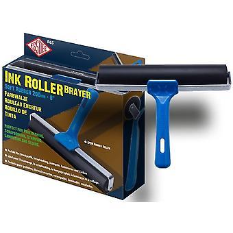 Essdee Soft Rubber Ink Roller 200mm