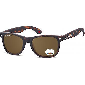 Sunglasses Unisex by SGB Brown Turtle (MP1-XL)