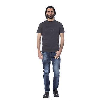Frankie Morello Grigioantracite T-Shirt FR683848-S