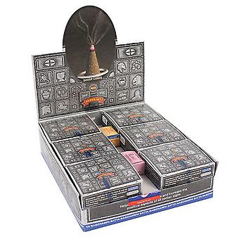 Something Different Satya Shrinivas Sugandhalaya Super Hit Dhoop Cones (Box Of 12)