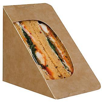 ColPac Kraft Self-Seal Sandwich Packs