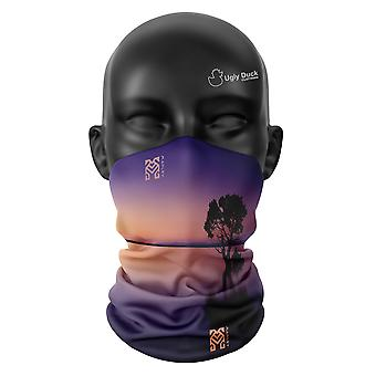 Tranquility Colours Snood Face Mask Scarf Unisex Neck Gaiter Headwear Wrap Buff