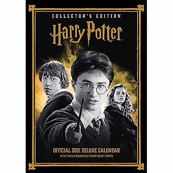 Harry Potter Deluxe Kalender 2021
