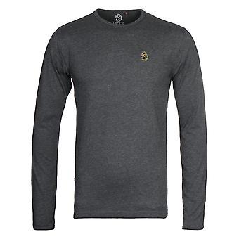 Luke 1977 Trouser Snake Charcoal Long Sleeve T-Shirt