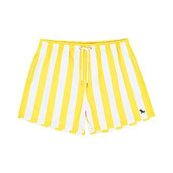 Swim shorts - cabana - boracay yellow