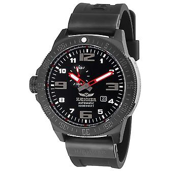 Mens Watch Haemmer HD-300, Automatic, 48mm, 30ATM