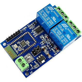 LC Technology 5V 2 Channel Bluetooth Relay Module