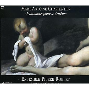 G. Charpentier - Marc-Antoine Charpentier: M Ditations Pour Le Car Me [CD] USA import