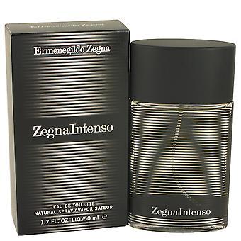 Zegna Intenso por Ermenegildo Zegna EDT Spray 50ml