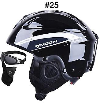 Snowboard Helmet Integrally-molded Ultralight Breathable Ski Helmet