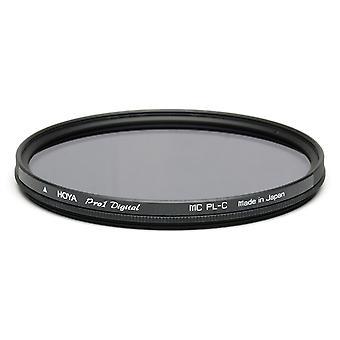 77Mm hoya pro1 digital filter circular polarizer pl dmc filter 77 mm single