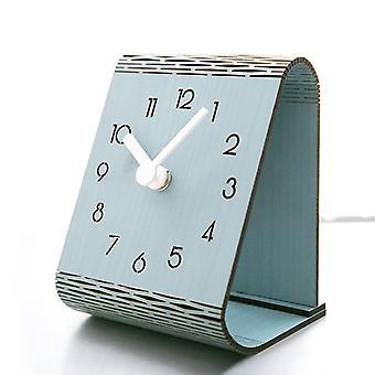 Bent Wood Clock