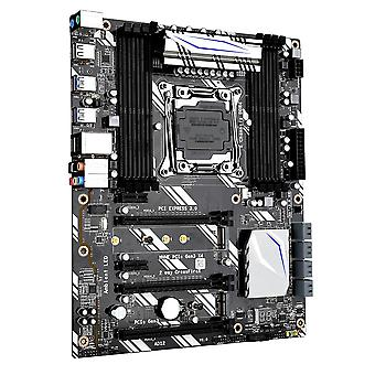 X99 D8 Základní deska set s Xeon E5 2678 V3 Lga2011-3 Cpu 4ks X 8gb = 32gb
