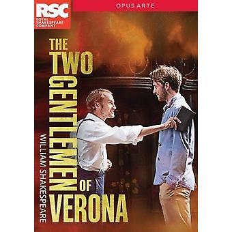 Two Gentlemen of Verona [DVD] USA import