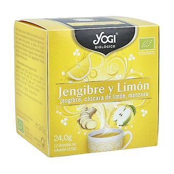 Lemon Ginger 24 g