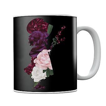 Holly Hobbie Fiori Silhouette Mug