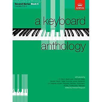 Näppäimistöantologian toisen sarjan kirja II, jonka on toimittanut Howard Ferguson
