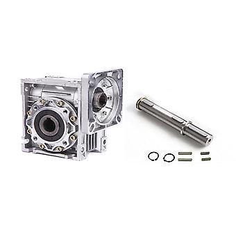 30:1 Mato vaihde reducer - lähtöakseli Sevor / Stepper Motor