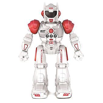 אלחוטי, חישת מחוות, תכנות בקרה, מוסיקה - צעצוע מודל רובוט