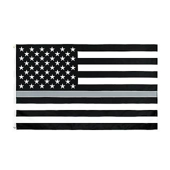 Polyester United States Of Police Memorial Flag