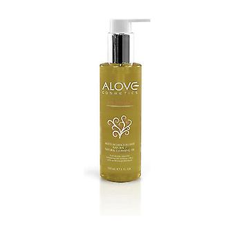 Cleaning Natural Alove Makeup Remover Oil 150 ml
