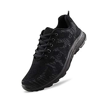 Jabasic Women's Shoes Breathable Canvas Low Top Pull On Running Sneaker