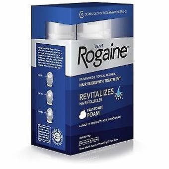 Men'S Rogaine® Espuma sin aroma