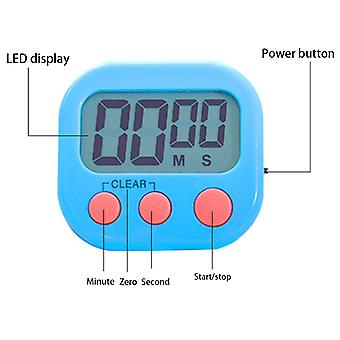 Kitchen Baking Timer And Student Reminder Timer And Electronic Timer