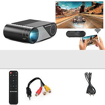 Hd 720p 1080p Mini Projektor LED Przenośny mikro zestaw kina domowego