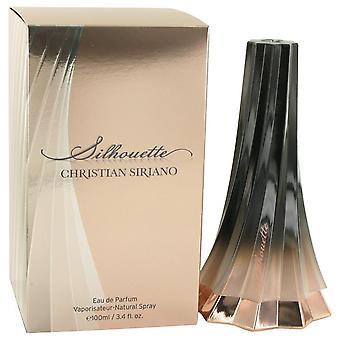 Silhouette Eau De Parfum Spray By Christian Siriano 3.4 oz Eau De Parfum Spray