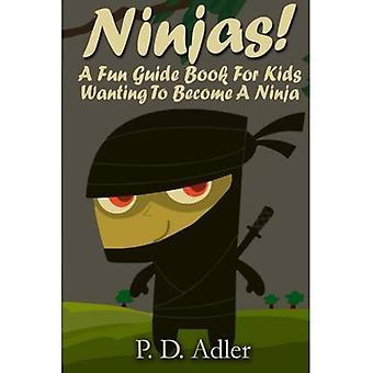 Ninjaer! en sjov guidebog for børn, der ønsker at blive ninja