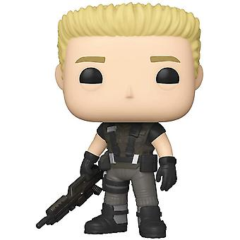 Starship Troopers Ace Levy Pop! Vinyl