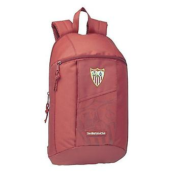 Casual backpack sevilla fútbol club red