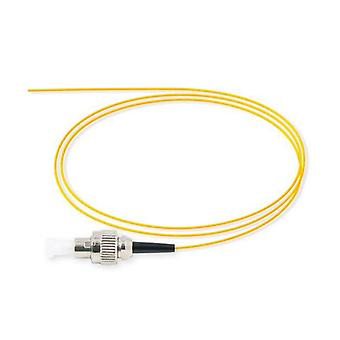 1.5 Meter St/upc Fiber Optic Cable Pigtail Sx Core 9/125