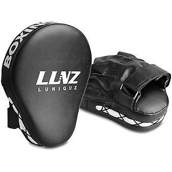 Punching Mitts, Curved Boxing Focus Pads