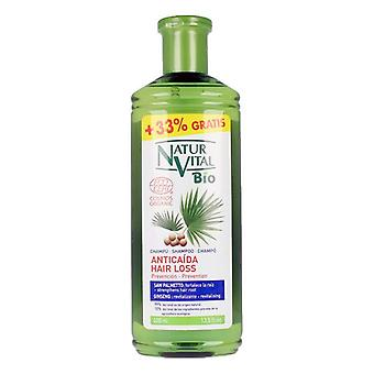 Anti-Hair Loss Shampoo Bio Ecocert Naturvital (400 ml)