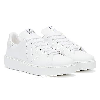 Victoria Utopia Vegan Womens White / White Trainers