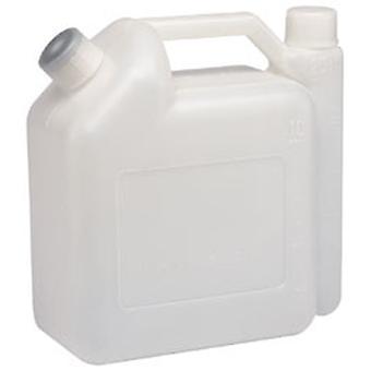 Draper 14447 1L Two Stroke Mixing Plastic Bottle