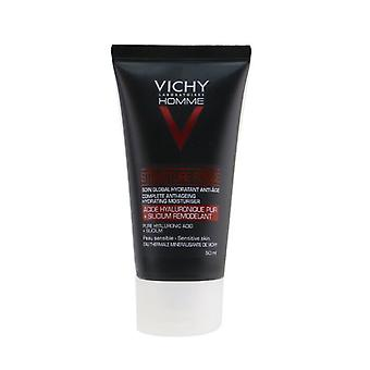 Vichy Homme Structure Force Complete Anti-Ageing Hydrating Moisturiser - For Face + Eyes 50ml/1.7oz