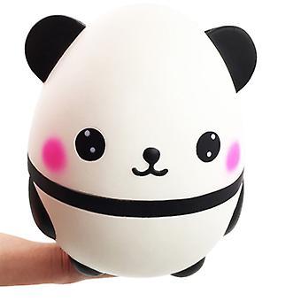 Hidas rebound Ylisized Panda squishy, stressiä lievittävä lelu lapsille, aikuinen