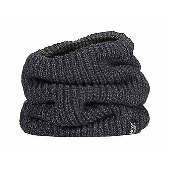 Mens Fleece căptușite chunky termice Gât warmer