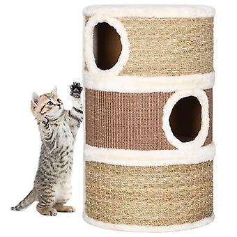 vidaXL kattenkrabbak 60 cm zeewier