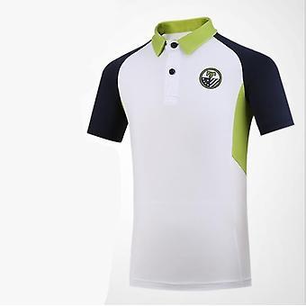 New Summer's Golf Sportswear Short T-shirt