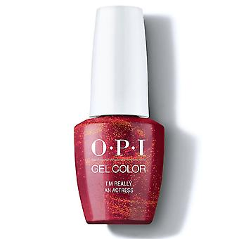 OPI Hollywood Collection Gel Color Gel Polish - I'm Really An Actress