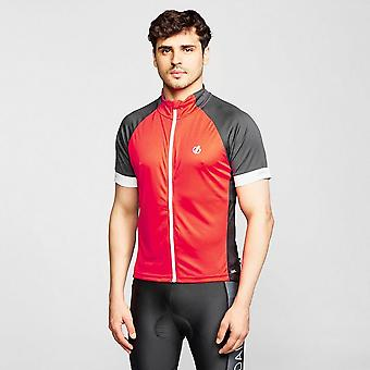New DARE 2B Men's Protraction Jersey Red