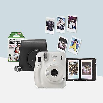 FengChun Mini 11 Eisweiß Kamera Bundle [Amazon Exclusive]