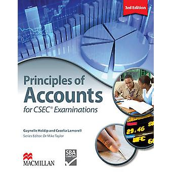 Principles of Accounts for CSEC (R) Examinations 3rd Edition Student's Book