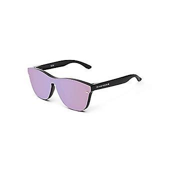 Hawkers Light Purple One VENM Hybrid Sunglasses, TR18 UV400 Glasses, Black, 50 Unisex-Adult