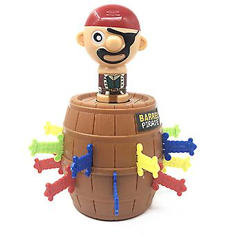 The Large Pirate Barrel Is A Tricky Spoof Of A Net Celebrity Toy